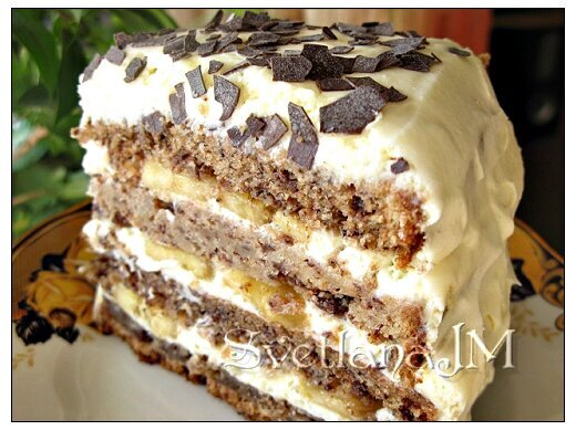 рецепт вкусных тортов к праздничному столу с фото