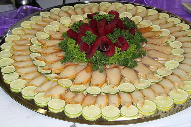 Оформление праздничных блюд своими руками фото 921