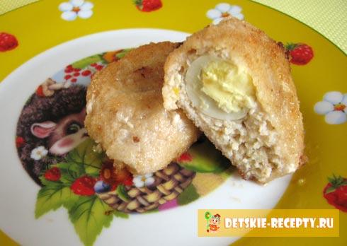 Как приготовить голень куриную в духовке фото рецепт