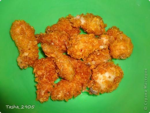 куриные крылышки кфс рецепт с фото