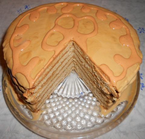 Заливной пирог из черники пошаговый рецепт