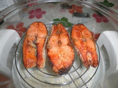 Как приготовить рыбу в аэрогриле рецепт с фото