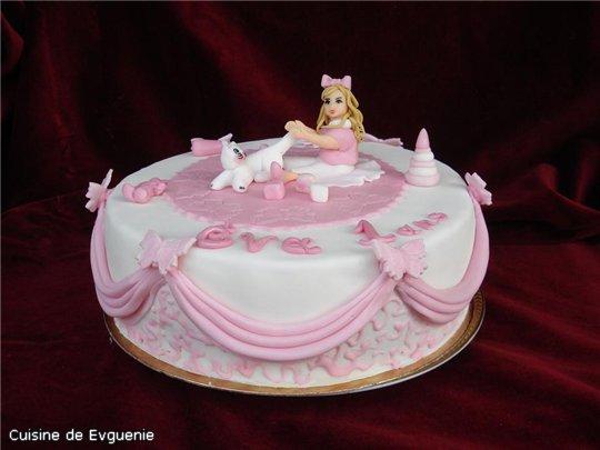 Торт для маленькой девочки вкусные