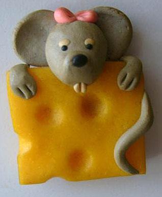 Лепка Смешариков из мастики Украшаем торты 48
