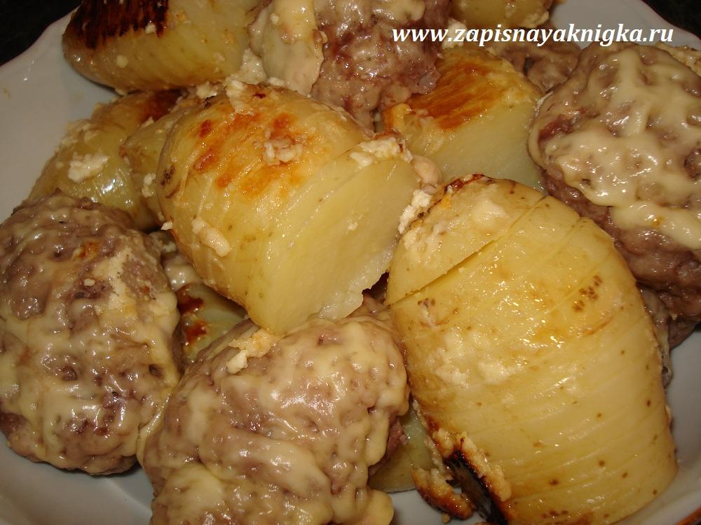 Картофель в мультиварке на пару рецепты с