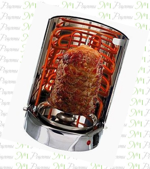 Блюда в электрошашлычнице рецепты с фото