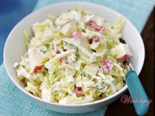 Капуста рецепты салат
