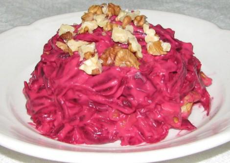 свекла салат