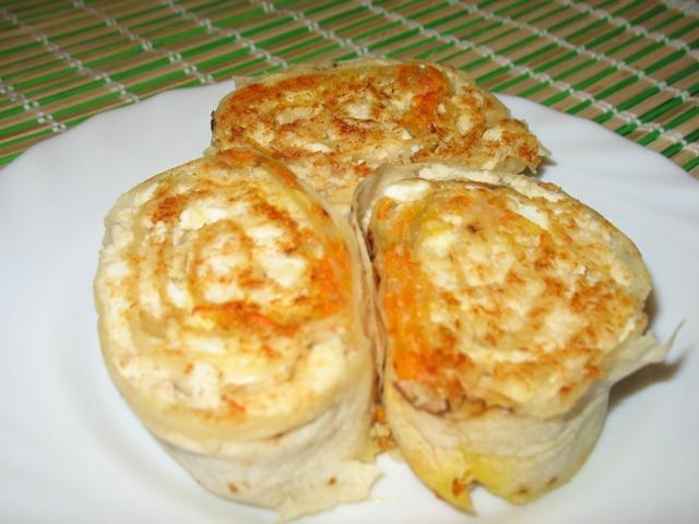 Армянский лаваш с начинкой (пошаговый рецепт с фото) 77