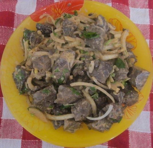 блюда из легкого рецепты приготовления с фото