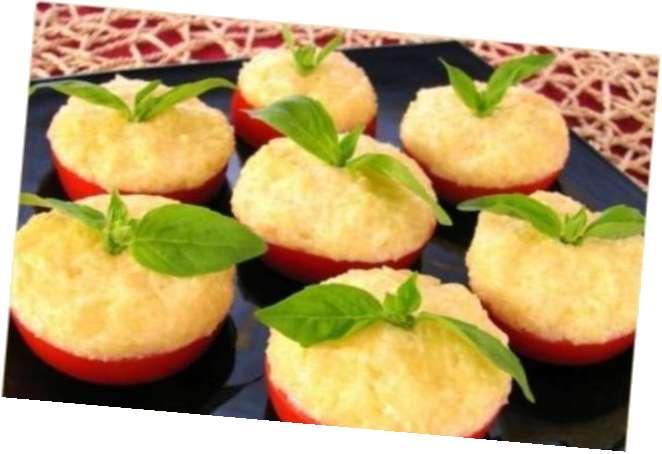 рецепт салата из красной рыбы помидора