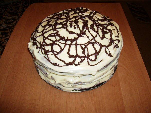 коржи для торта покупные рецепт