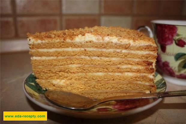 Быстро и вкусно приготовить тортик