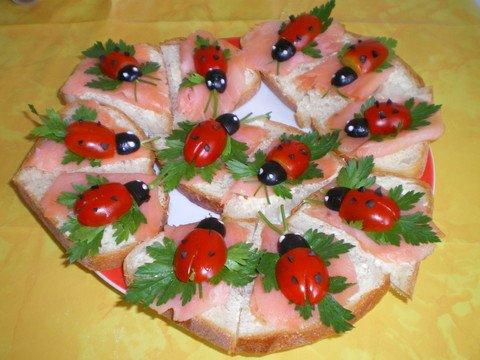 Рецепты салатов своими руками для детей