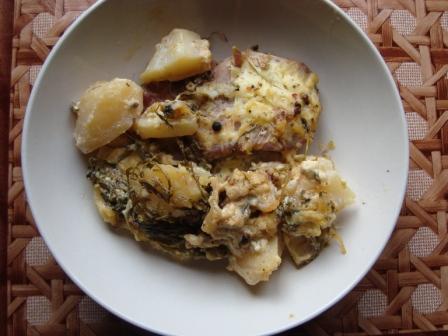 Куриные голени в кефире в духовке рецепт с фото