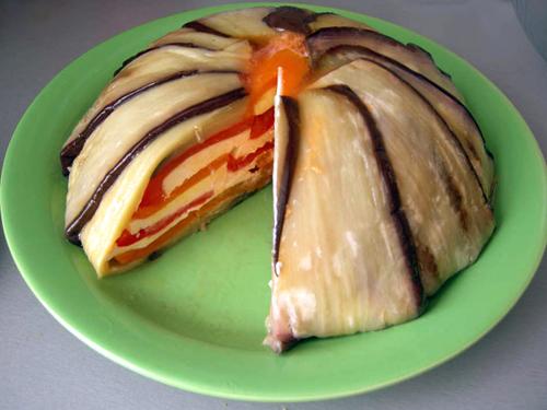 Вкусные блюда из баклажанов рецепты с