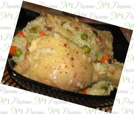 рецепты кабачков с рисом в мультиварке с фото