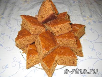 пирог на сковороде рецепт с фото сладкий