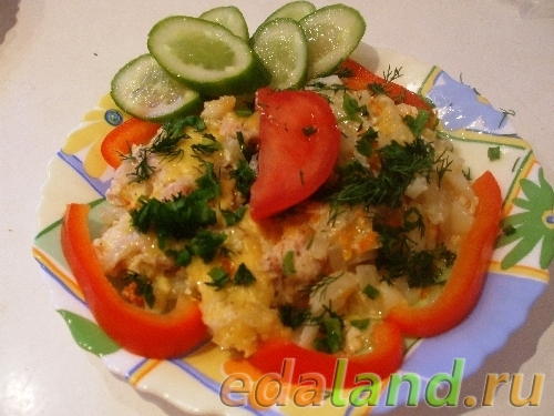 Рецепты соуса с картошкой из курицы пошаговыми