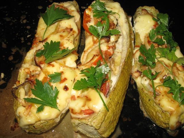 Кабачок рецепты с мясом и картошкой