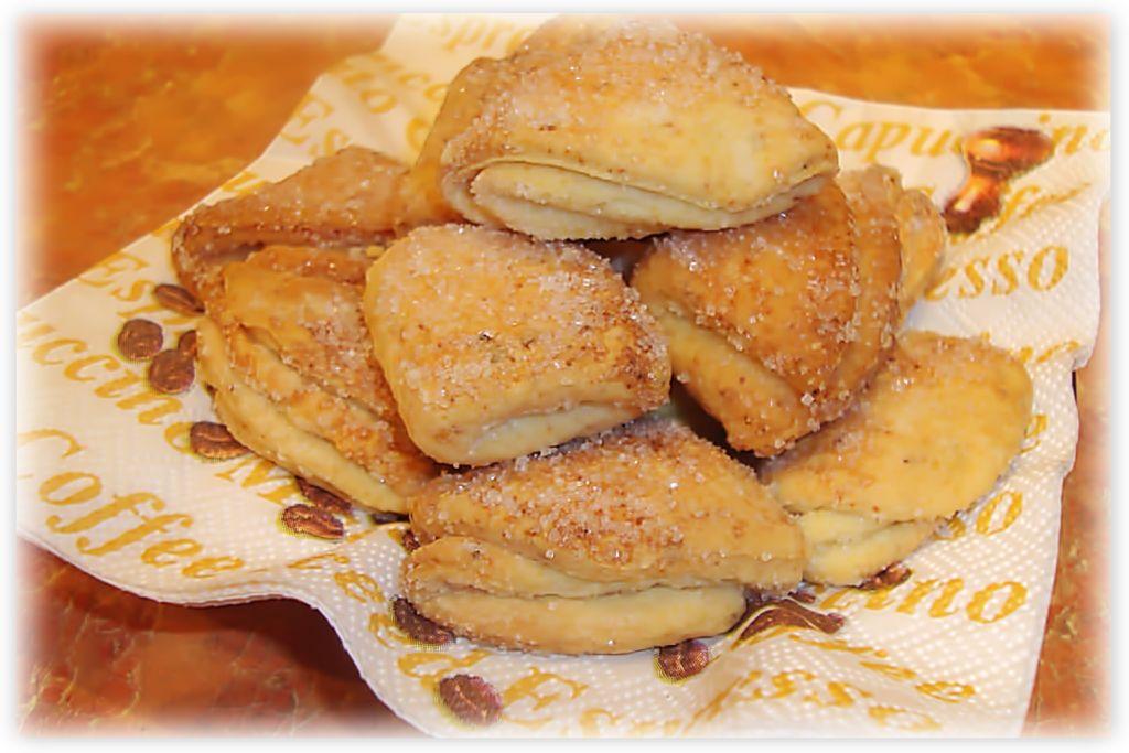 Рецепты печенья с творогом