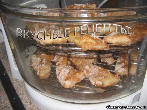 фото рецепты рыба в аэрогриле рецепты
