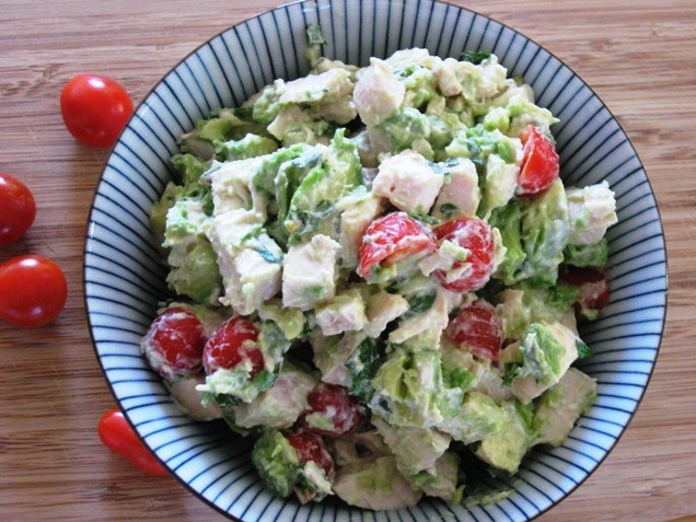 вкусные салаты с авокадо рецепты с фото