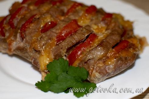 Свинина с помидорами рецепт с фото