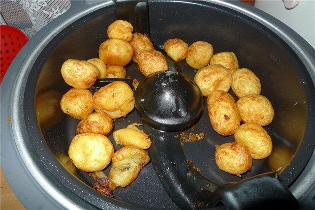 картофель фри мультиварке рецепты с фото