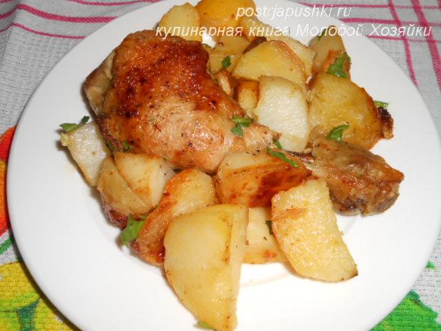 вкусные рецепты приготовления курицы с фото