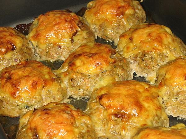 Котлеты куриные в духовке пошаговый рецепт с