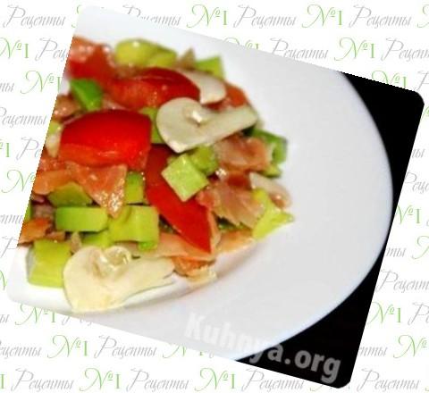 красная рыба рецепты приготовления с фото