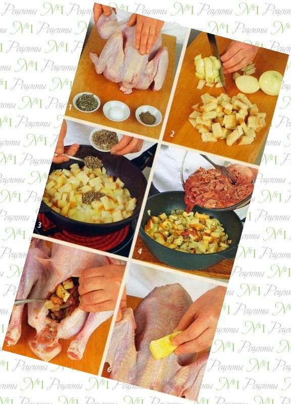 рецепты из мяса индейки в духовке