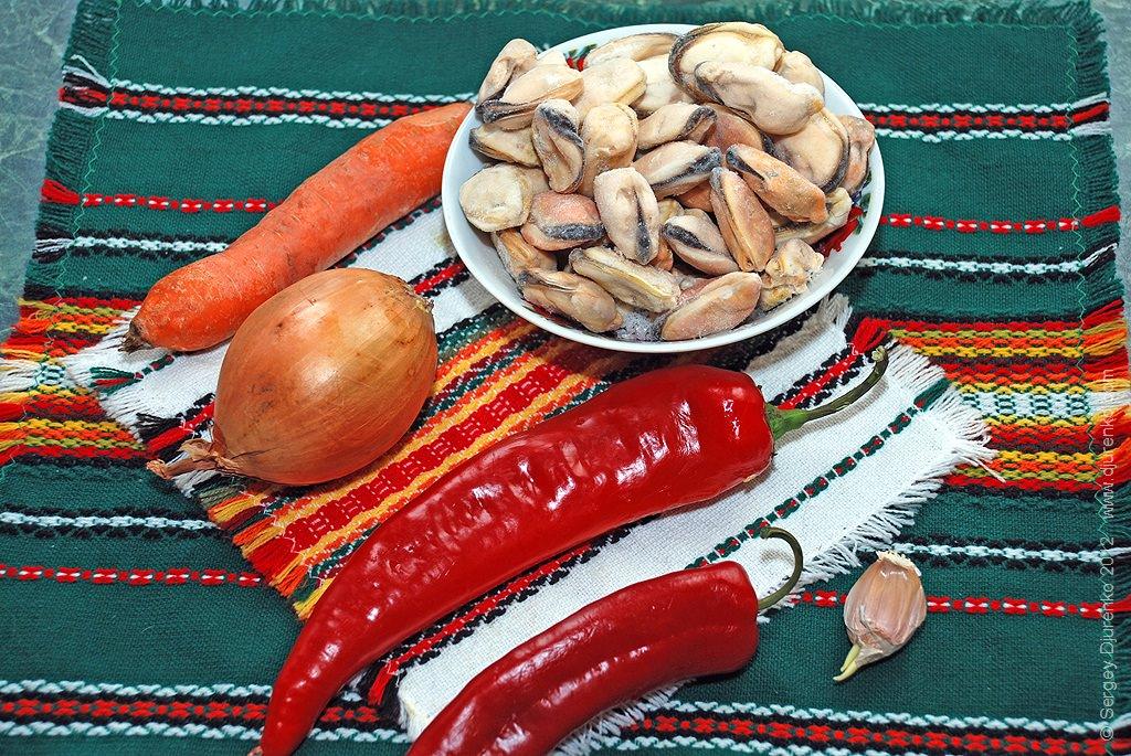 мидии с помидорами рецепты приготовления с фото