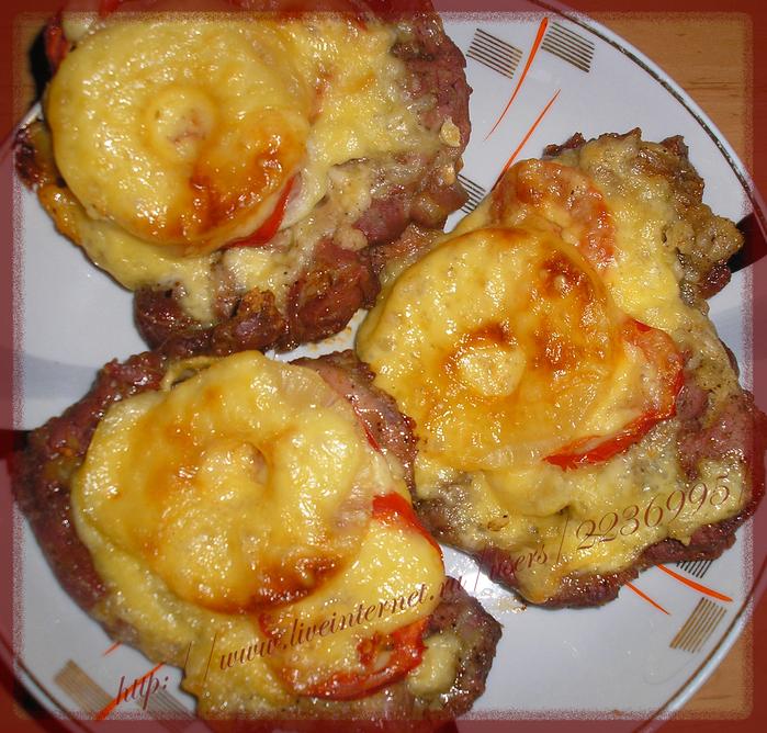 рецепт мяса с горчицей и майонезом в духовке
