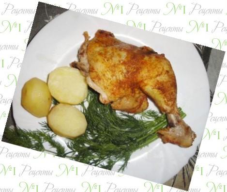 Вкусные окорочка на сковороде рецепт фото