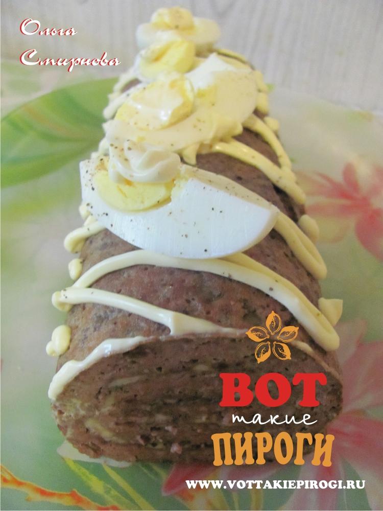 Блюда из американской смеси