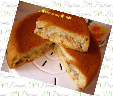 Популярные мясной пирог в мультиварке поларис из готового теста такое термобелье