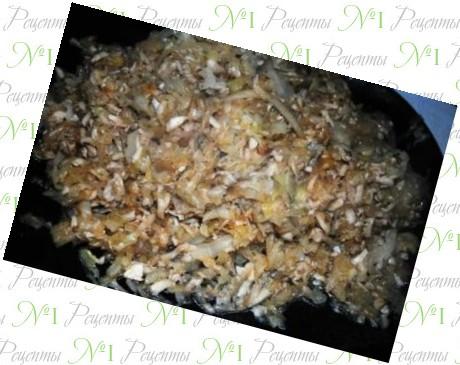 потушить капусту в духовке рецепт с фото