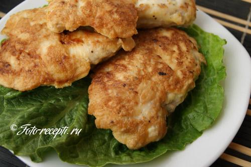рецепт приготовления куриного бедра филе