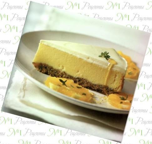 рецепты тортов с сыром рикотта