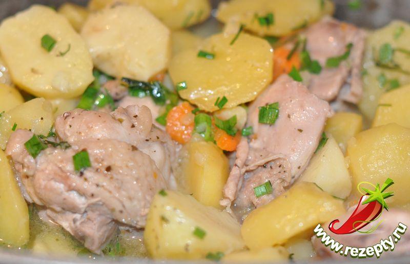 Вторые горячие блюда - 5659 рецептов приготовления ...