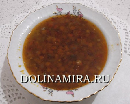 суп из консервированного горошка рецепты с фото