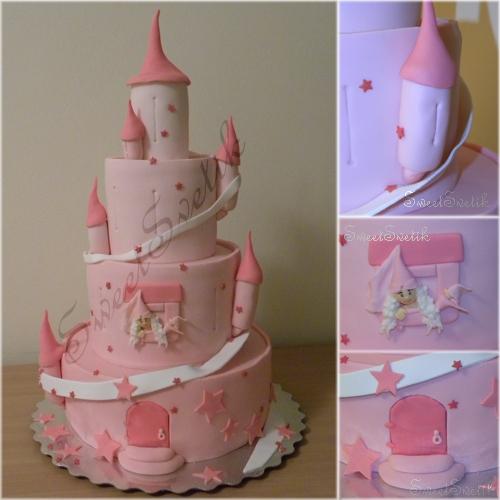 рецепты с фото торт с мастикой