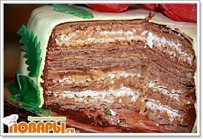 Приготовить тортик легинький