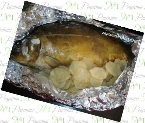 рецепт запеченного мяса в фольге в мультиварке