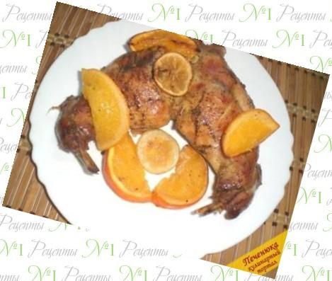 рецепты первые блюда из кролика с фото