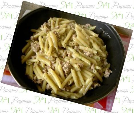 Рецепты из макарон быстрого приготовления