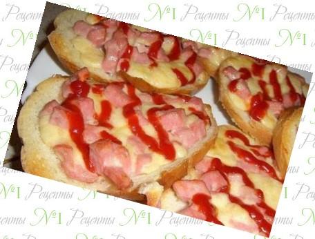 пироги в духовке рецепты с фото с колбасой