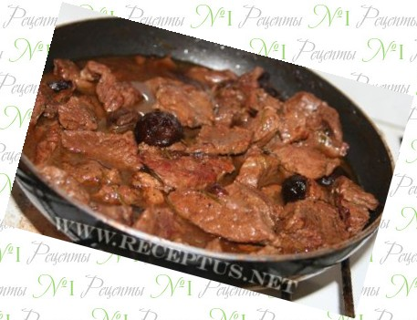 что можно приготовить из мяса рецепт с фото